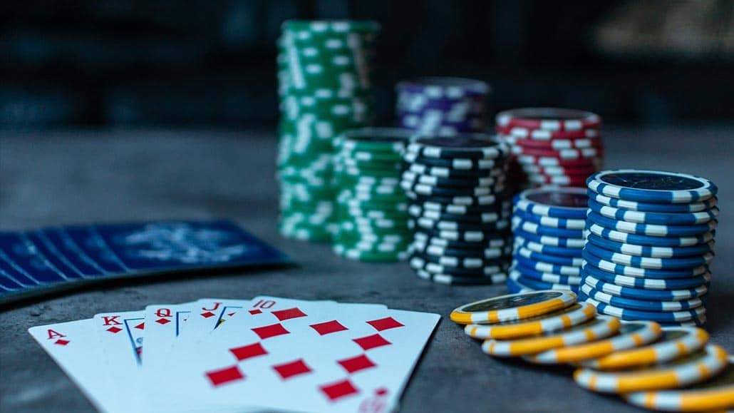 Cheated On A Poker Table