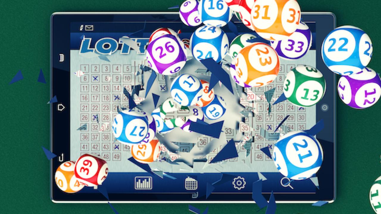 regular lottery player