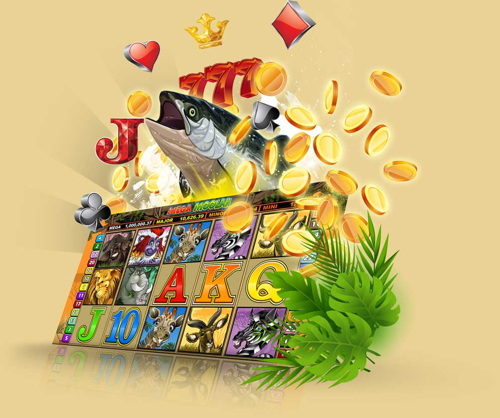 An Introduction of Online Casino Slot Games – LH Poker Table